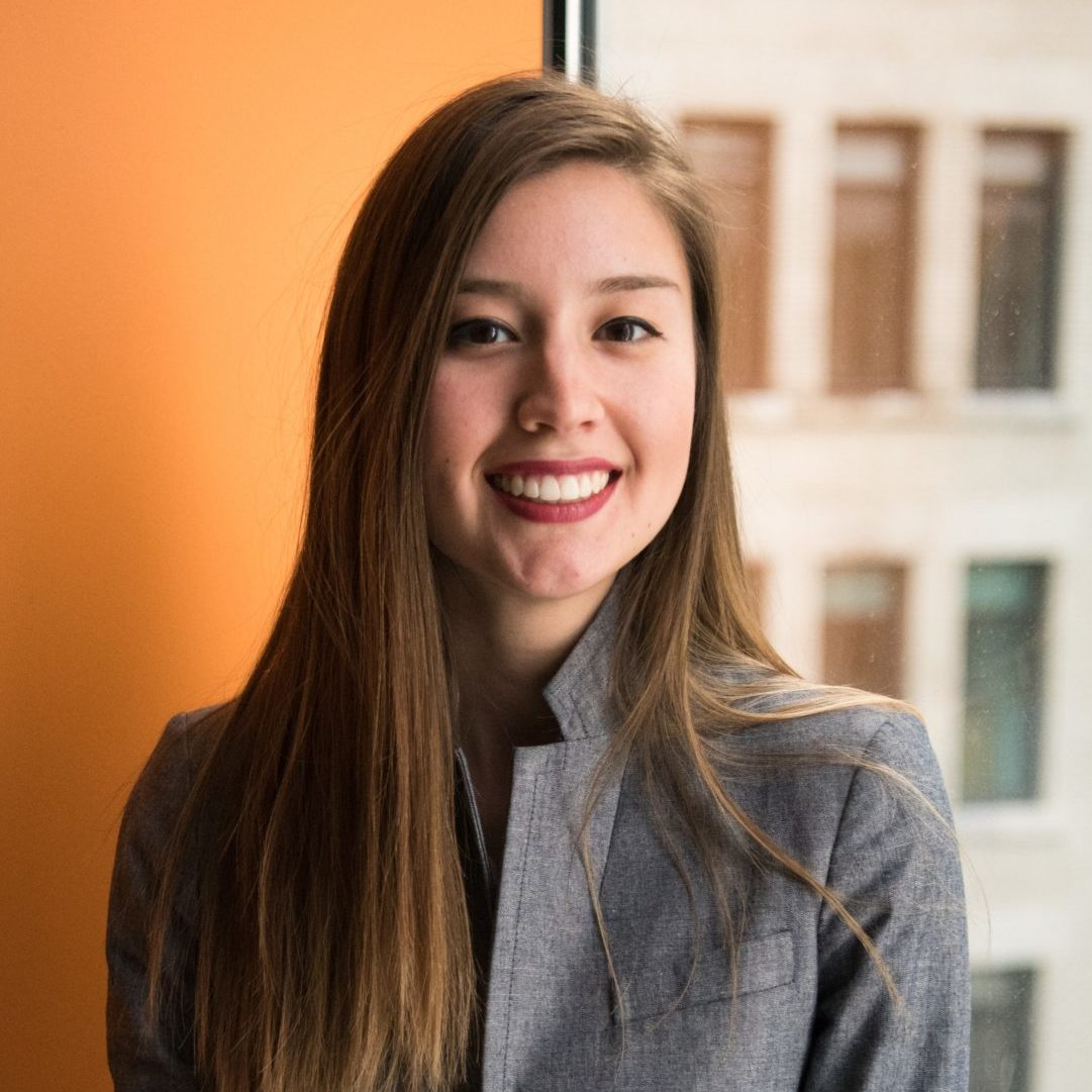 business women smiling| Jennifer Smith