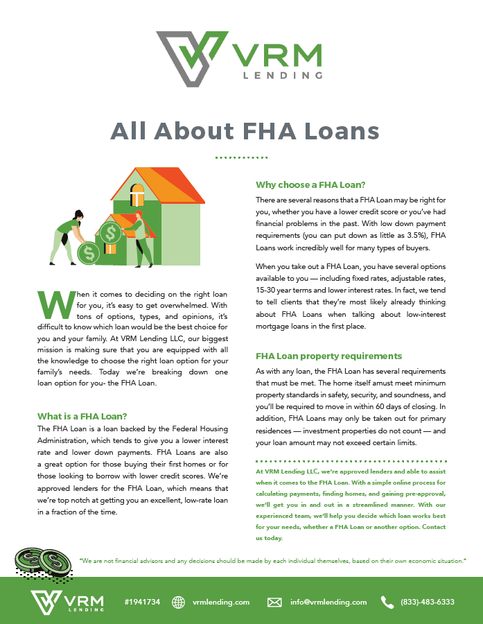All about fha loans| Download: All About FHA Loans